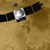 Una sonda si cala nell'atmosfera marziana