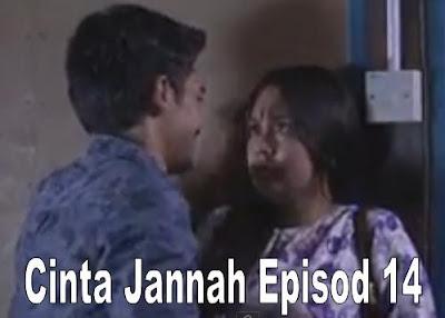 Cinta Jannah Episod 14