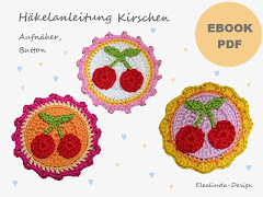 Ebook Kirschen Aufnäher, Button