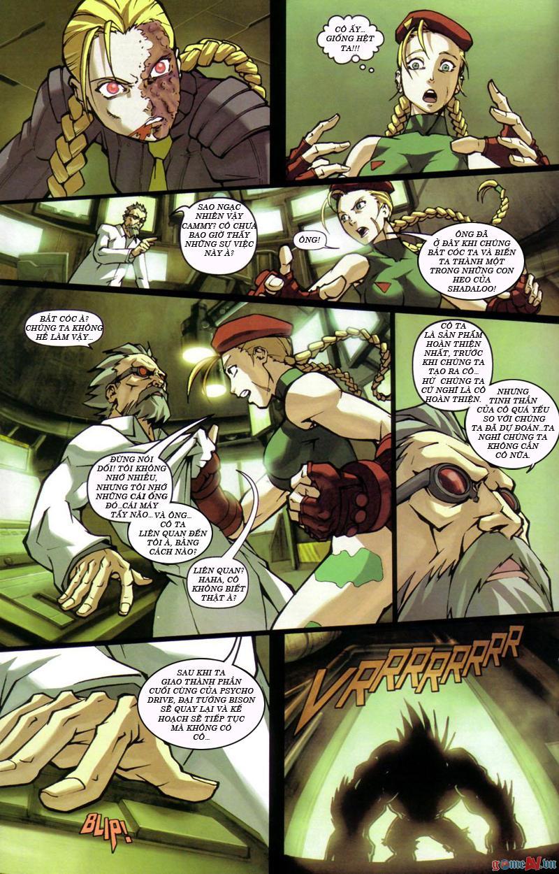 Street Fighter chap 12 - Trang 13