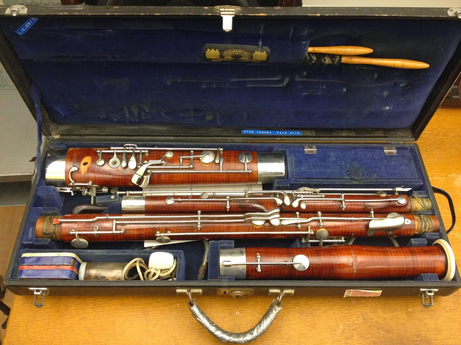 EEb Contrabass Sarrusophone for Sale – Kristopher King