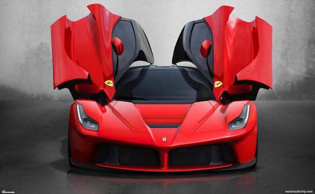 Foto-Supercar-Ferrari-LaFerrari_1