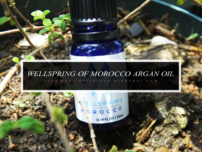 Moroccan Argan Oil - Wellspring