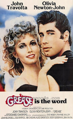 14 grease 1978 john travolta olivia newton john stockard channing