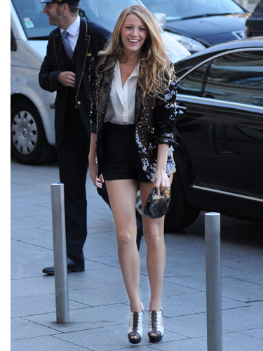 Being Glamorous: Blake Lively's Style