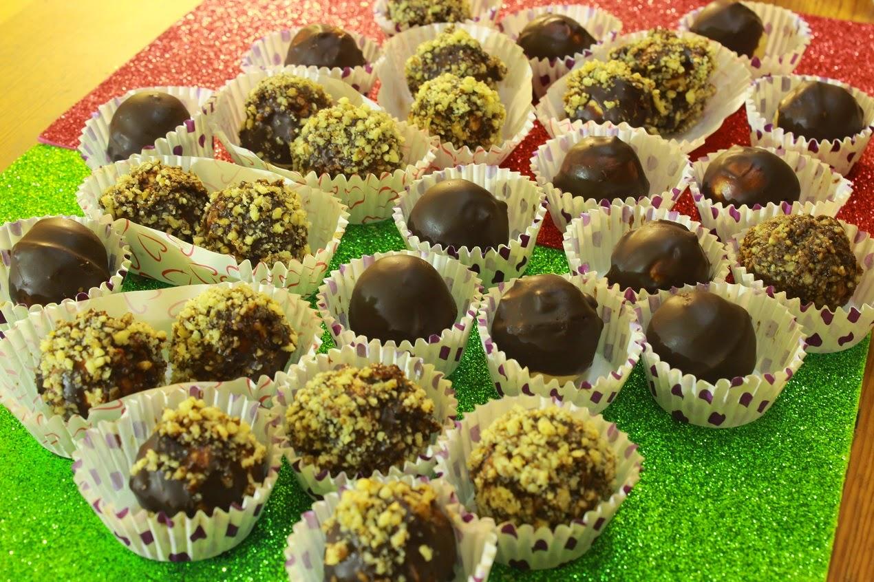 Ferrero Rocher Kuglice-sitni kolaci