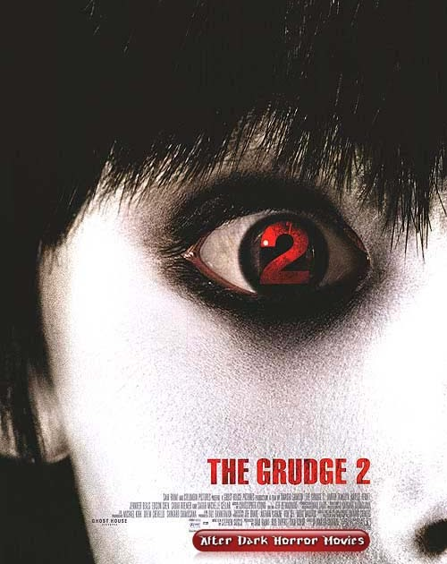 my first horror movie