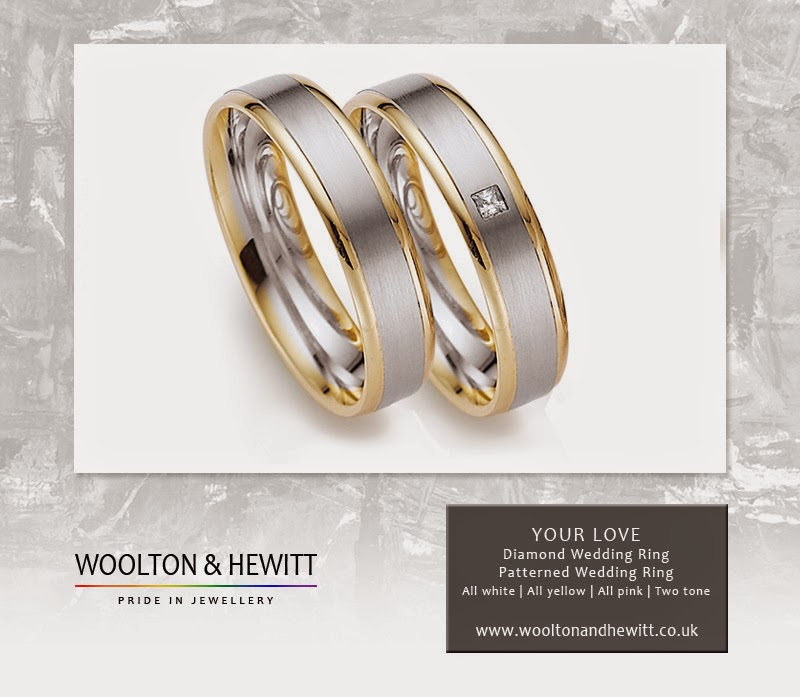 Woolton Hewitt Wedding Rings For Gay Lesbian Couples