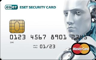 ESET Security Card