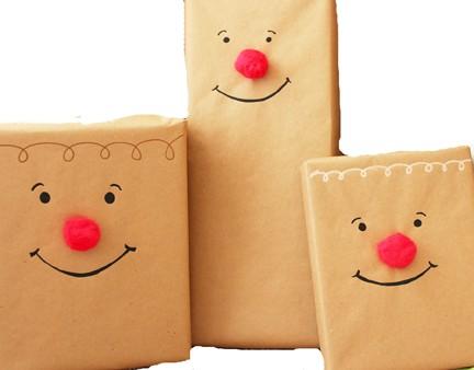 Ideas de la semana envoltorios de regalos originales - Envoltorios regalos originales ...