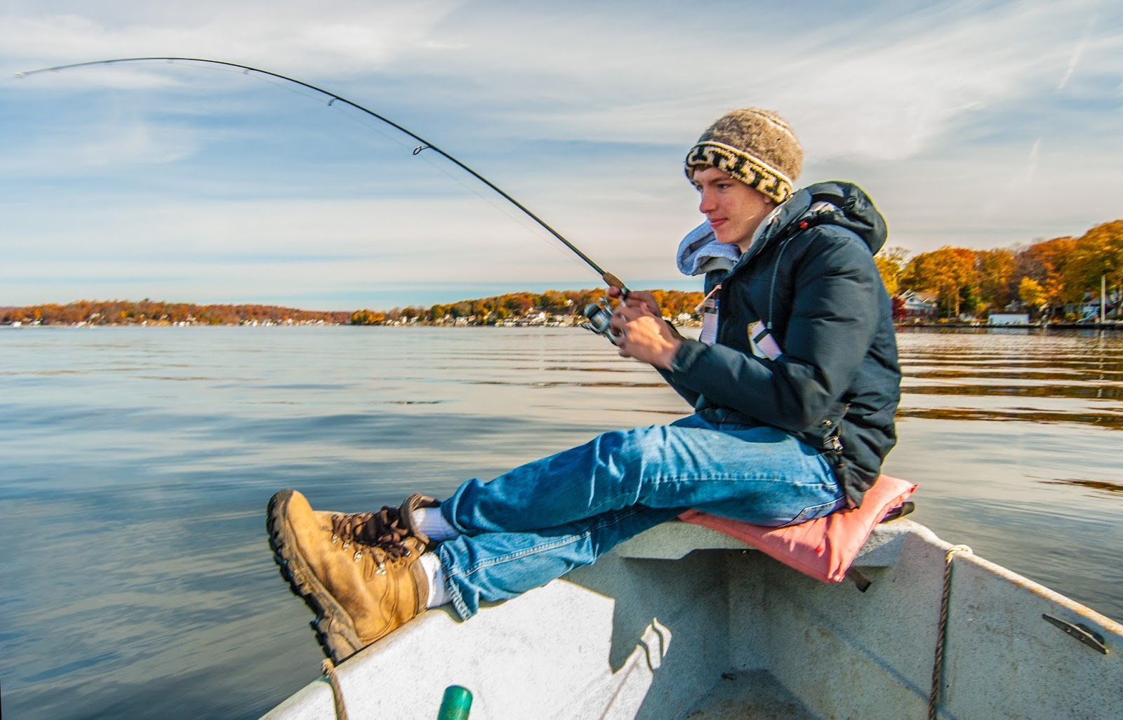 Litton 39 s fishing lines lake hopatcong walleye and largemouths for Best fishing line for walleye