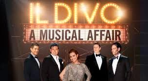 Mewzings concert review il divo a musical affair - Il divo italian songs ...