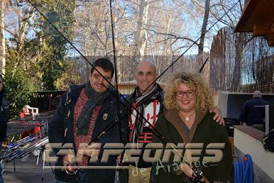 Pesca Aranjuez Colmic - Herakles