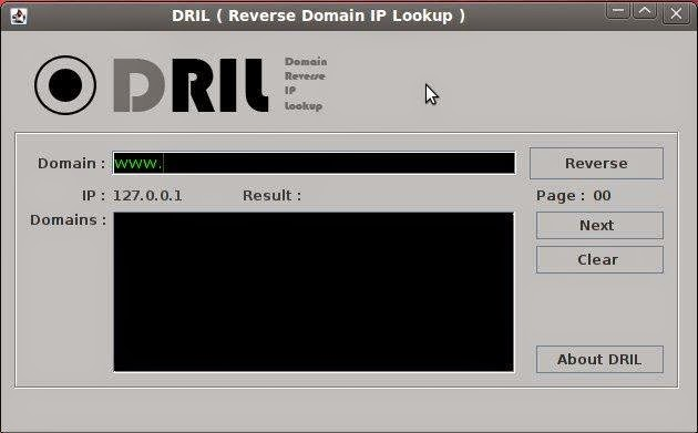 Reverse Domain IP Lookup