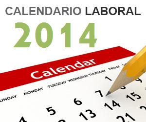 calendario español 2014