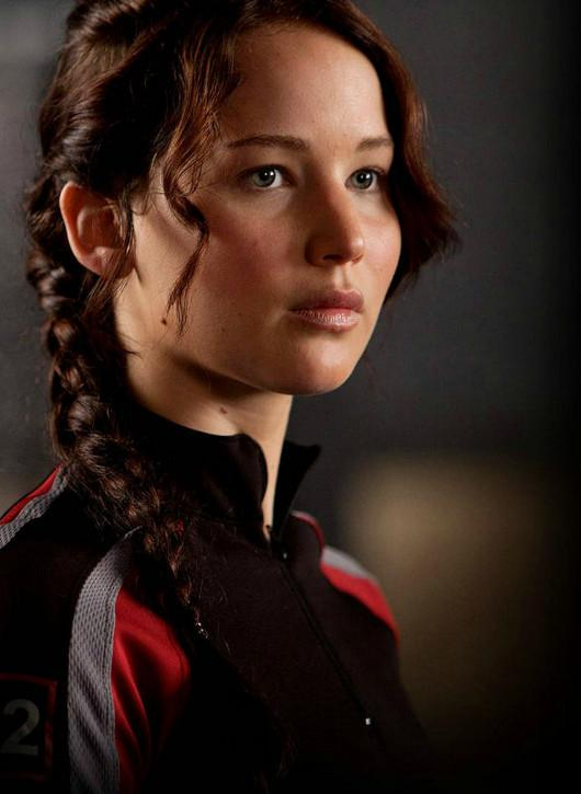 Katniss Everdeen Eye Makeup