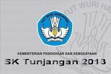 sk tunjangan 2013
