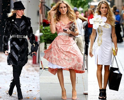 Carrie Bradshaw's stylist is in Singapore