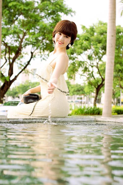 Ngoc Trinh - Lovely Photo