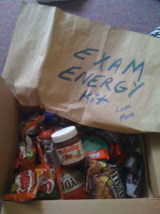 Exam Energy Kit