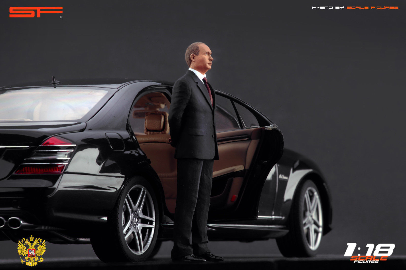 You Can Now Get A Vladimir Putin Scale Figure For Your