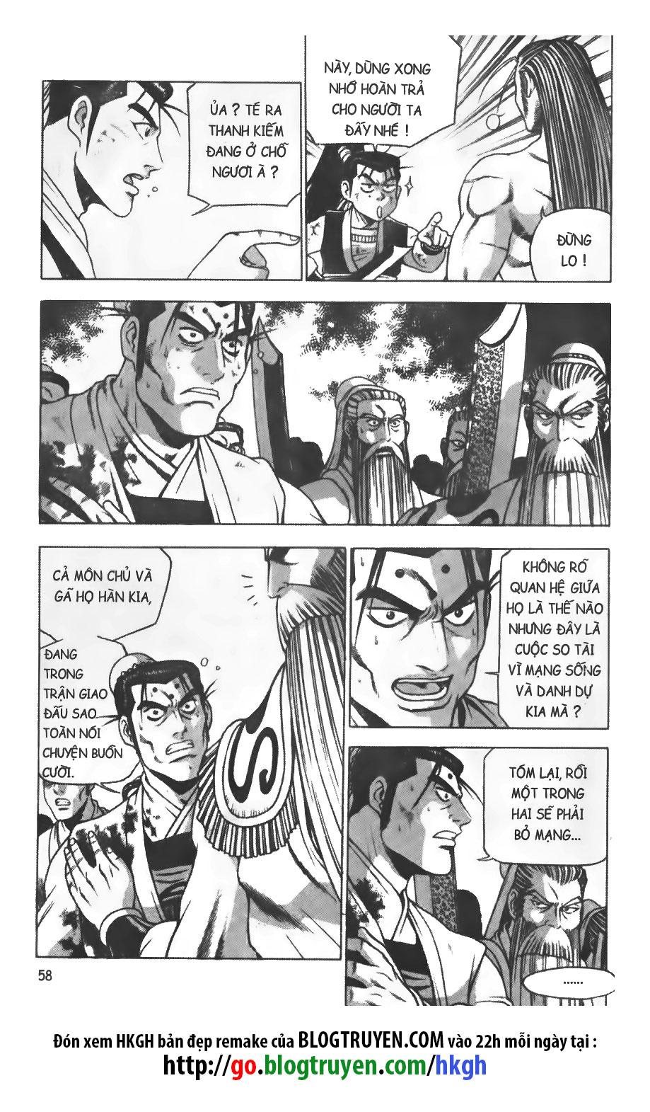 Hiệp Khách Giang Hồ chap 210 Trang 5 - Mangak.info