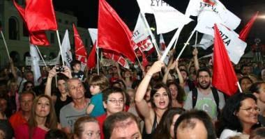 Партия Сириза победила на выборах в Греции