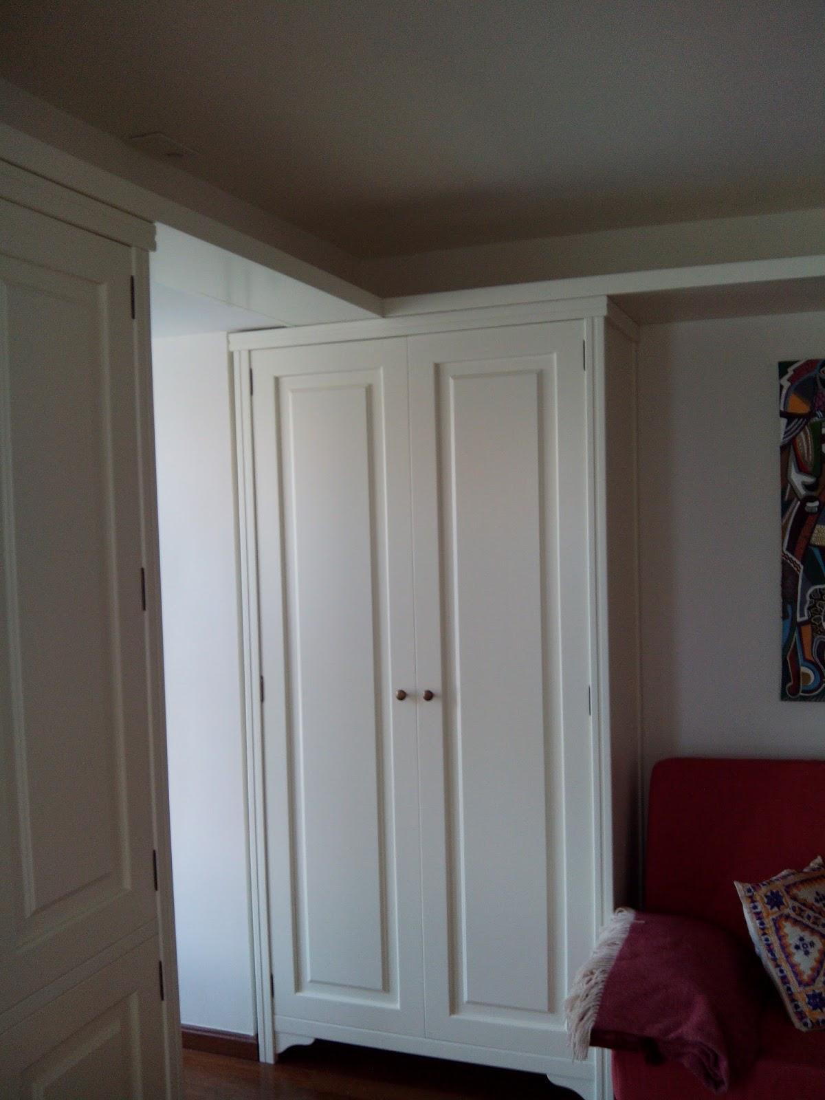 Muebles lacados en blanco - Muebles Cansado (Zaragoza) - Carpintero ...