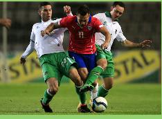 La ´´Roja´´ se enredó en Coquimbo y sólo salvó un empate en el amistoso ante Bolivia