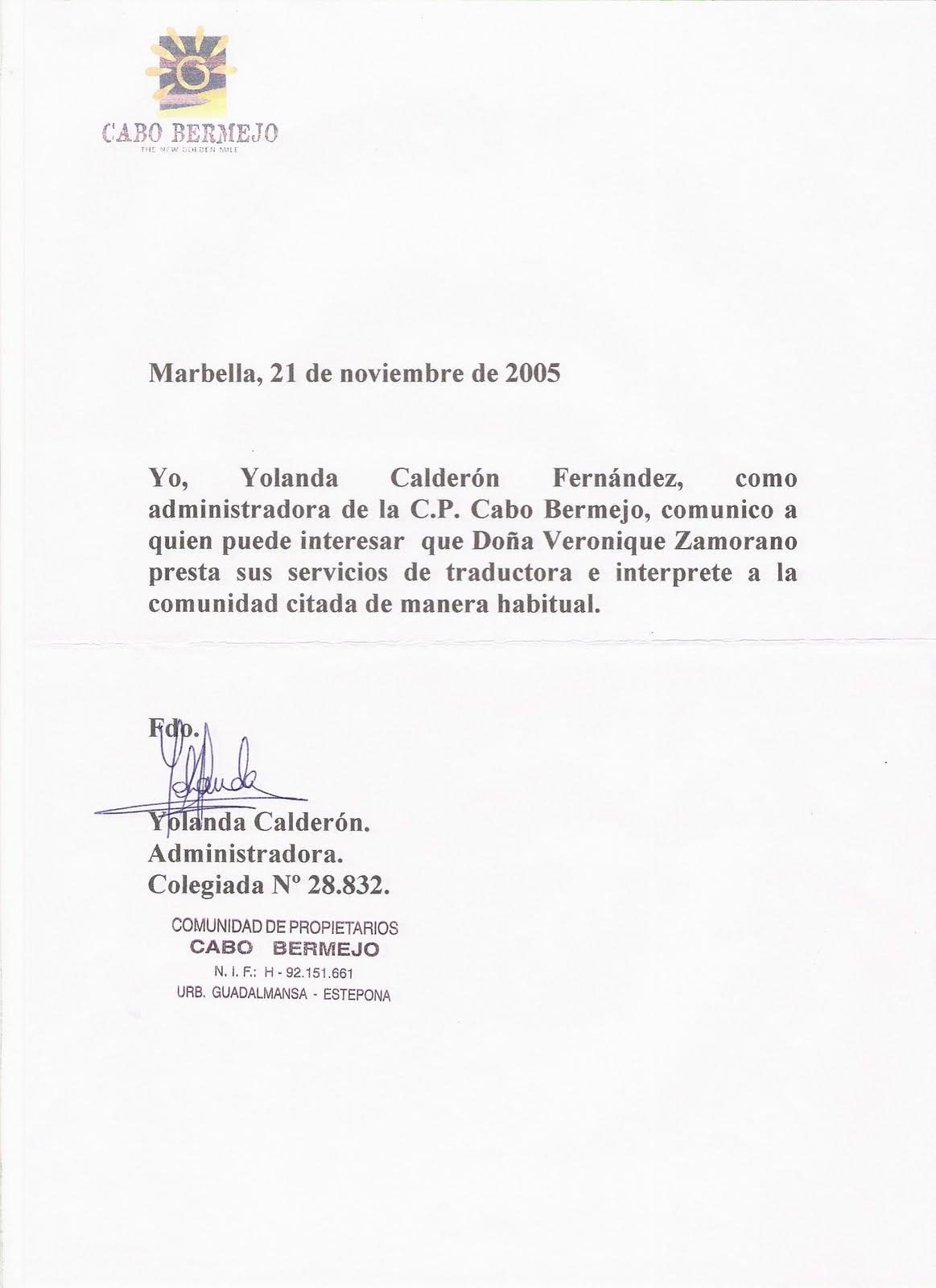 ÜBERSETZUNGSBÜRO - AGENCIA DE TRADUCCIONES - TRANSLATION AGENCY ...