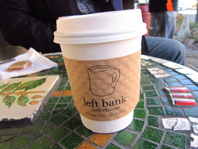 Left Bank Coffeehouse