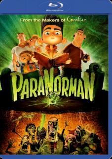 Carátula ParaNorman película brrip latino 2012