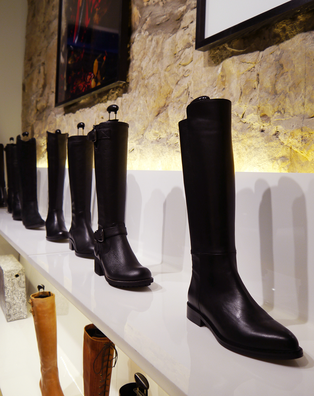 Ted and Muffy, AW 2015, fairytale fitters, Edinburgh boots, over the knee suede boots, blogger event, Scottish bloggers, Huntsmadn boot, Midnight boot, Artemis boot