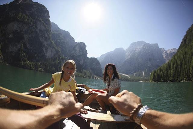 Überqueren Sie doch mit einem Ruderboot den Pragser Wildsee - Sie werden es nicht mehr vergessen!