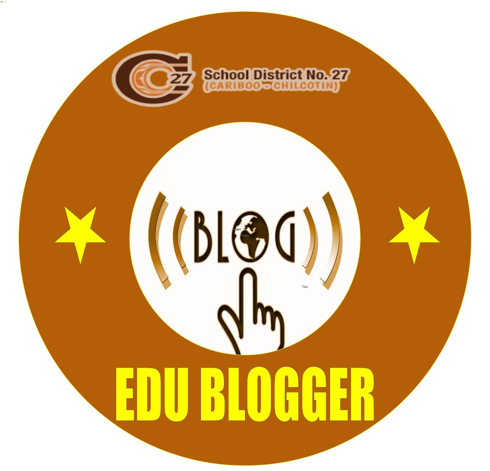 SD 27 Blogger