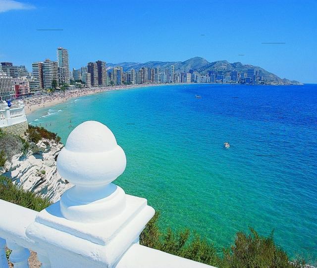 Praias em Valencia