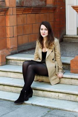 London lifestyle and fashion blogger