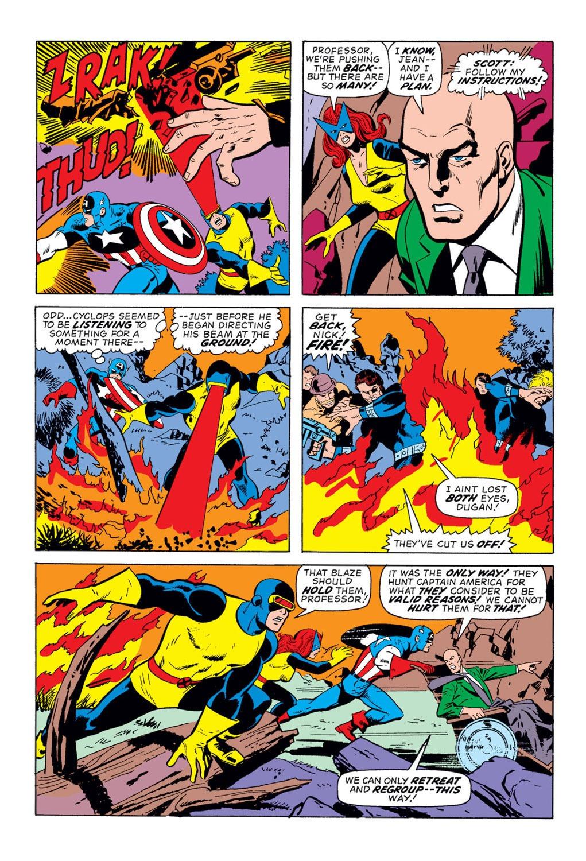Captain America (1968) Issue #173 #87 - English 5