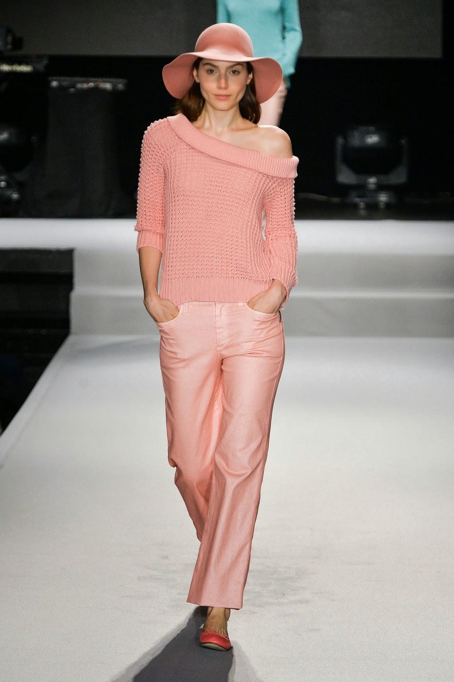 Agnes b fashion show 58