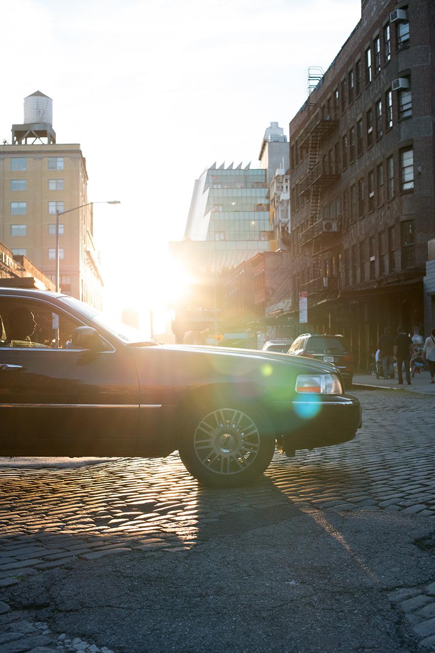 the petticoat alexander wang skirt new york lights sirographics car sunset