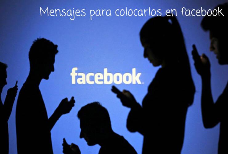Mensajes para Colocarlos en el Estado Facebook