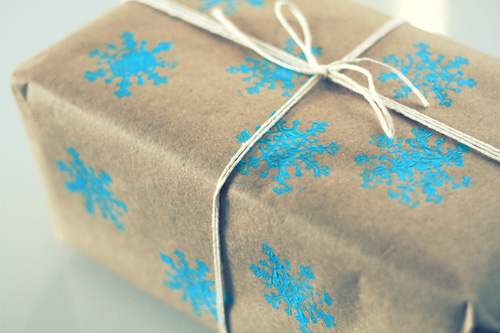 DIY Wrapping Paper Tutorial