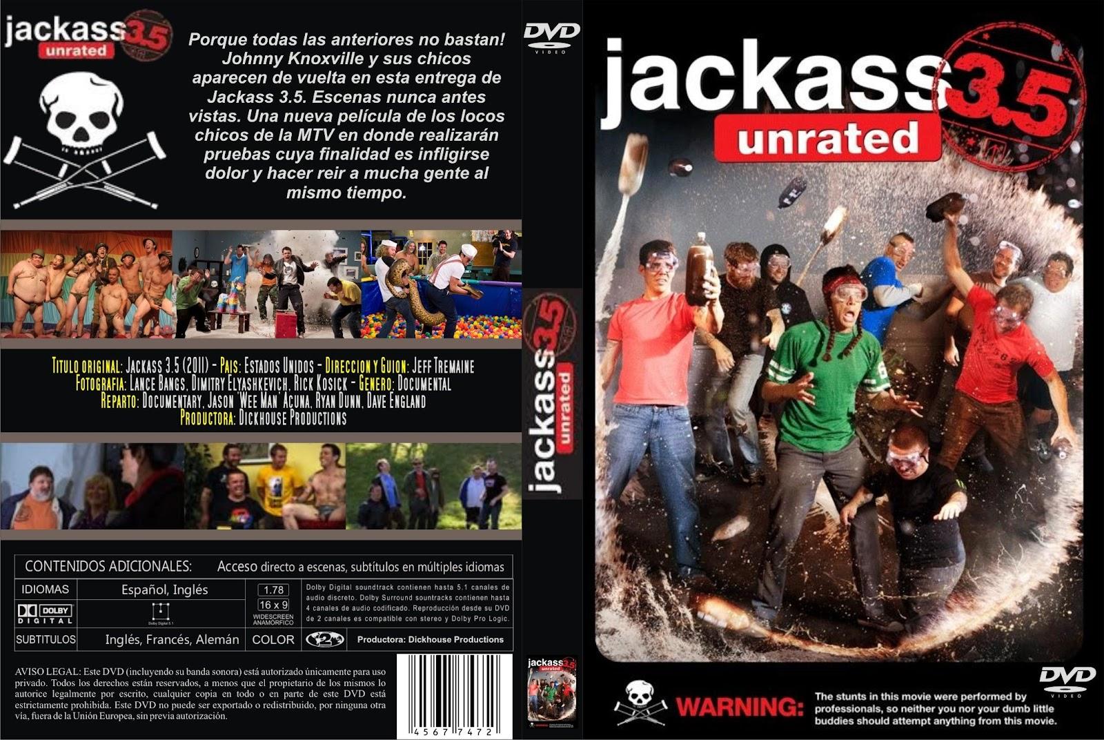 Jackass 3.5 Espanol