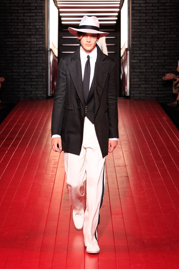 John Varvatos S/S 2013 Men Collection -1