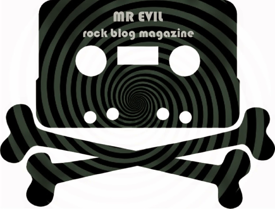 MR. EVIL Rock Blog Magazine