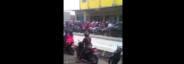 Aparat Indonesia