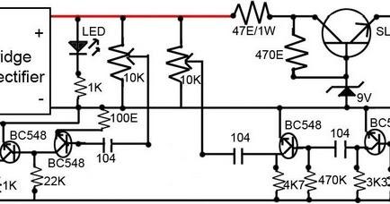 Suzuki Regulator Rectifier Circuit Diagram