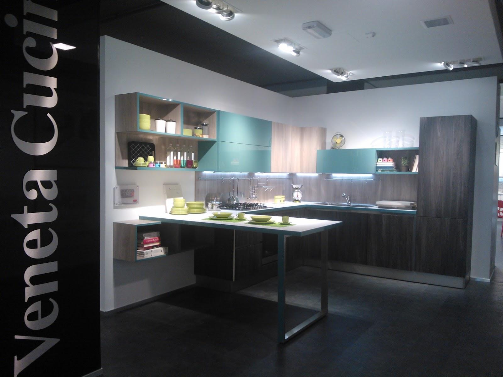 DOMUS ARREDI: START TIME GO 28 .. la Veneta Cucine dinamica che ...