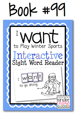 perfect emergent reader for the Winter Olympics