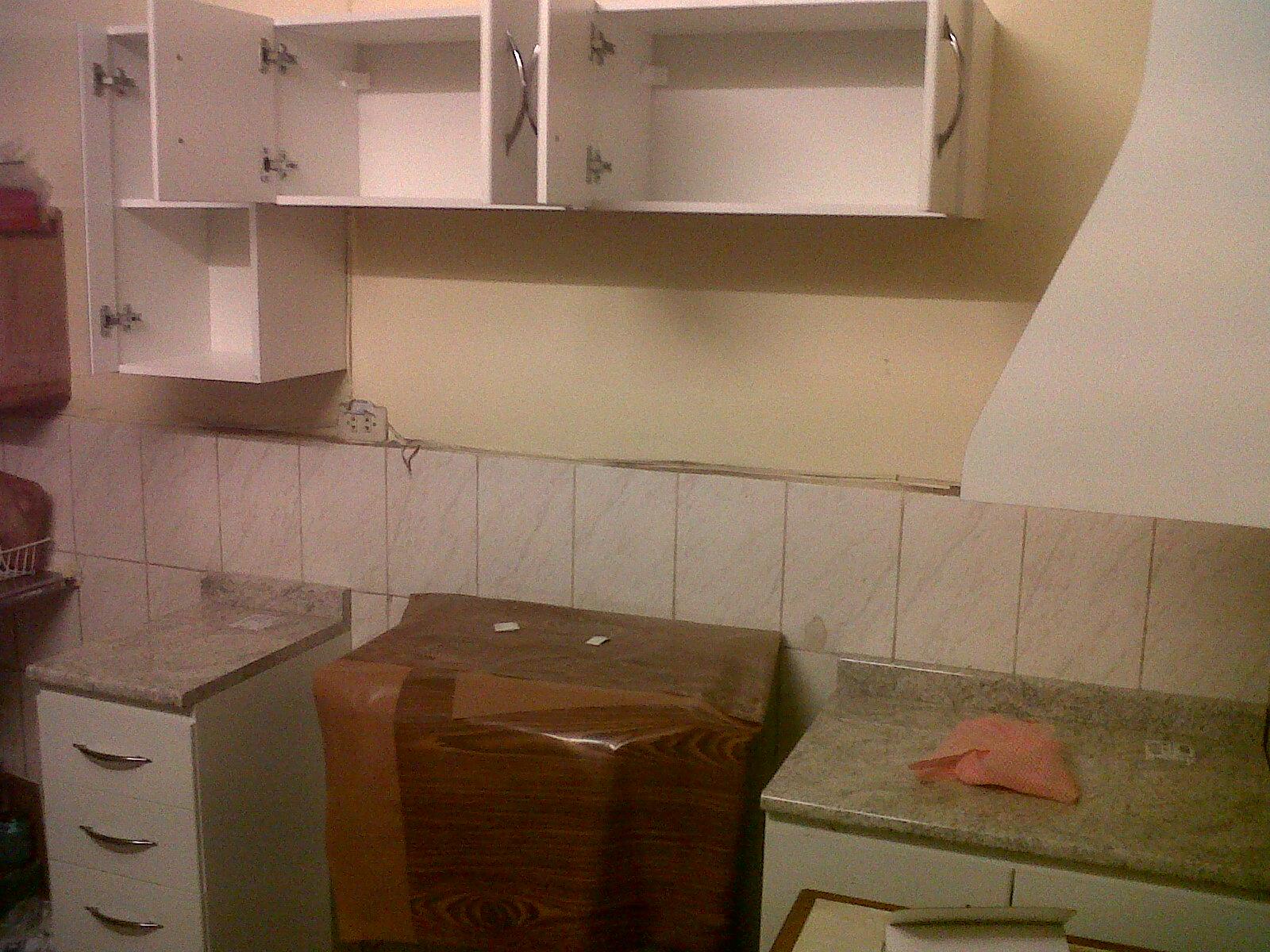 Armado de un proyecto de cocina de la tienda sodimac for Proyecto muebles de cocina